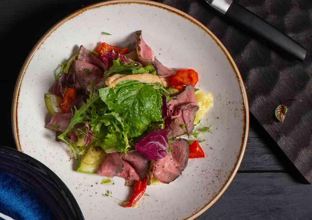 salat rostbif 1