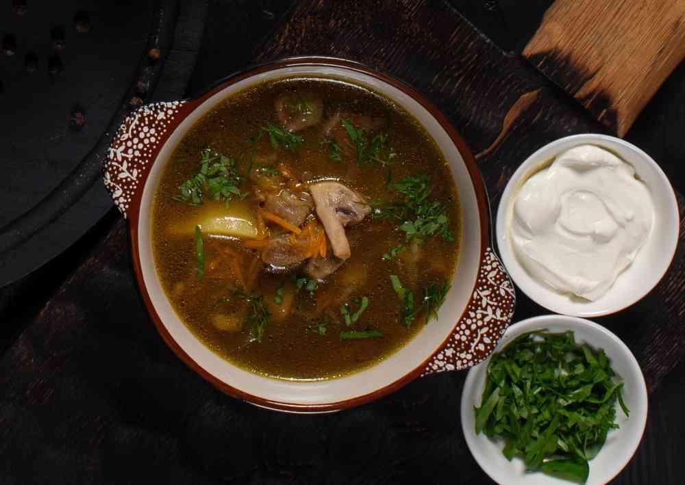 sup lesnye griby 1